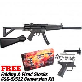 American Tactical Imports GSG 522 Rifle .22 LR 16in 22rd Black GERG522CB22 813393011719