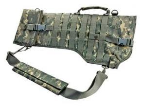 VISM Tactical Rifle Gun Case/Weapon Scabbard - Digital Camo CVRSCB2919D 814108016234