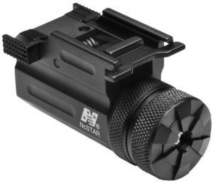 NcStar Ultra Compact Pistol Green Laser, Quick Release Weaver Mount, AQPTLMG AQPTLMG