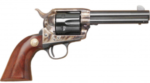 Cimarron Firearms Pre-War Model-P Blued .45LC 4.75-inch 6Rds MP410