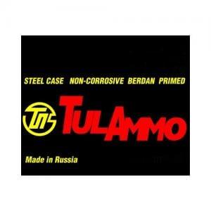 Tula Tulammo Rifle 7.62 x 39 122GR FMJ 640Rd Tin TA076203