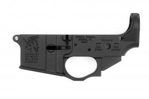 Spikes Tactical Snowflake Black 5.56 / .223 Rem Stripped Lower STLS030
