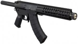 CMMG Mutant AKS8 7.62x39 8in Pistol 30rd Black 76AE87C 815835017617
