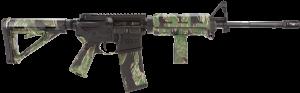 Diamondback Firearms DB-15 Standard Rifle 5.56mm 16in 30rd Tiger Stripe Camo DB15STS 815875017424