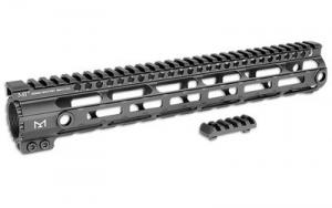 Midwest Industries DPMS SS-Series One Piece Free Float Handguard .210 Tang 7.62 / .308 12-inch MI-308SS12-DHM