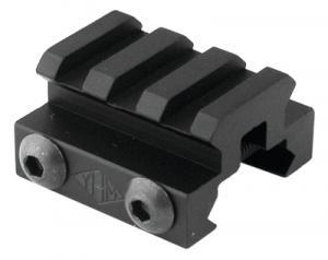 Yankee Hill Machine Company Mini Riser Black 0.5-inch YHM-226