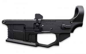 Radian Weapons AX556 Ambidextrous Billet Lower AR Receiver Black 5.56 / .223 Rem 817093021153