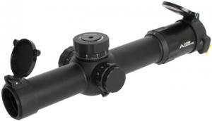 Primary Arms Platinum Series 1-8X24mm FFP Riflescope - Illuminated ACSS Griffin MIL Reticle, Black, PAPLX8-1-8X24F-GRIF-MIL 610085