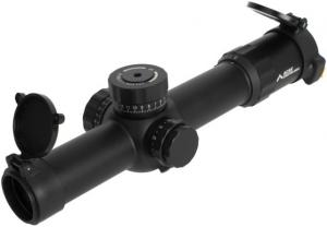 Primary Arms Platinum Series 1-8X24mm FFP Riflescope - Illuminated ACSS Griffin MOA Reticle, Black, PAPLX8-1-8X24F-GRIF-MOA 818500013365