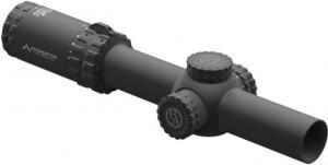 Primary Arms SLx8 1-8x24 FFP Riflescope w/ ACSS-Raptor-5.56 Reticle, Black, 610098 818500014034