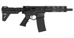 ATI Omni Hybrid Maxx 5.56mm AR-15 Pistol with M-LOK Rail and Blade Stock ATIGOMX556ML7P4PB