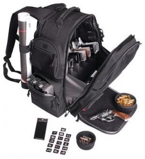 G-Outdoors GPS-1812BPB Executive Backpack Blk GPS-1812BPB