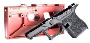 P80 PF9SS-BLK GLK43 G4 COMPATIBLE FRAME KIT PF9SSBLK