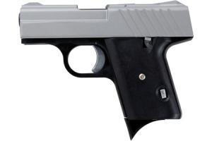 "Cobra Denali 380 ACP 2.8"" 5 Rounds Poly Frame Black/Gray DEN380S"