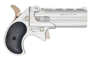 COBRA ENTERPRISE INC 9mm Long Bore Derringer with Satin Finish 832716003200