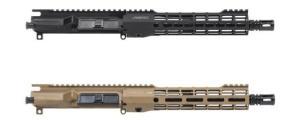 Aero Precision Complete Upper Receiver, M4E1-T, 10in .300 Blackout Barrel, 9in M-LOK ATLAS S-ONE Handguard, Anodized Black, APAR700302M4 APAR700302M4
