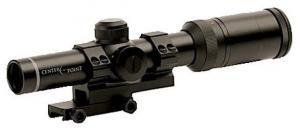 CenterPoint CP72002 CenterPoint 1-4x 24mm Obj FOV 1'' Tube Dia Black 72002