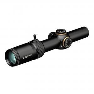 Vortex Optics Strike Eagle Rifle Scope 30mm 1-6x24mm 1/2 MOA Adjustment Illuminated AR-BDC3 Reticle SKU - 776363 SE-1624-2