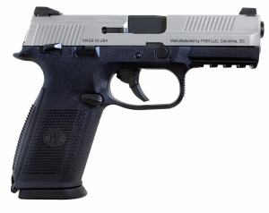 FNS-9 MS 9MM 10RD SSBLK 845737002244