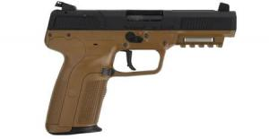 FN Herstal Five-Seven Mark II Pistol 5.7mm 4.75in 20rd FDE Adjustable Sights 3868929351 3868929351