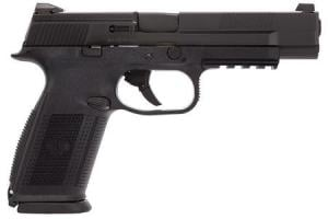 FNH FNS-9 Longslide 9mm Striker-Fired Pistol with Night Sights 66717