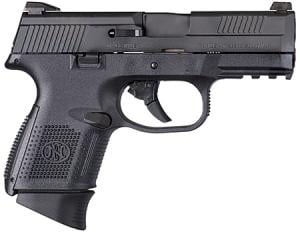 FN Herstal FNS Compact Pistol .40 SW 3.6in 14rd Black Night Sight 66722 845737005429