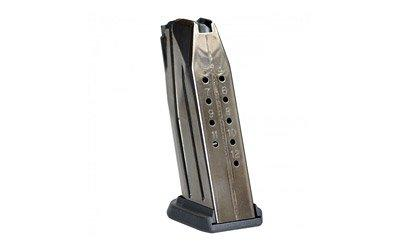 FN FNS-9 Compact Magazine Silver / Black 9mm Luger 12Rds 66478-20