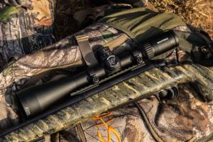 NightForce SHV 5-20x56mm Riflescope,30mm, .250 MOA,MOAR Center Illuminated Reticle, C535 847362007489