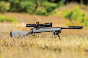 NightForce SHV 4-14x50mm F1 Riflescope,Black,.1 Mil Radian,Illuminated MIL-R Reticle C557 847362008080