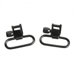 "NCStar AASW1B 1"" Lockable Sling Swivel (Pair)/Black 848754002532"