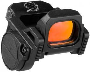 VISM Flipdot Pro Red Dot Reflex Optic, Picatinny/Weaver, Black, VDFLIPPRO VDFLIPPRO