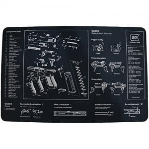 Glock AD00073 Perfection OEM Cleaning Bench Mat AD00073