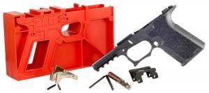 Polymer80 P80PF940CV1B G19/23 Gen3 Compatible Frame Kit Polymer Black 850283007223