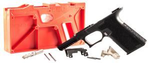 Polymer80 P80PF940V2BL G17/22 Gen3 Compatible Frame Kit Polymer Black P80PF940V2BL