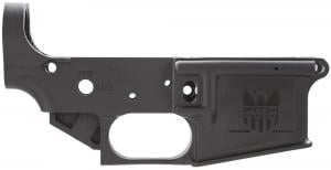 FMK Firearms AR1 Extreme Black Multi Caliber AR-15 Polymer Lower GAR1P