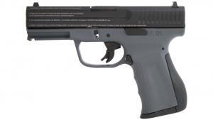 FMK Firearms Patriot Engraved Gray 9MM 4-inch 10rd 850979004529