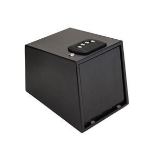 Snap Safe by Hornady Aux Keypad Vault 2 Gun Safe, Black, NSN N, 75430 75430