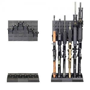 SecureIt Tactical RAPID 6-Gun Safe Conversion Kit - Safes Cabinets And Accessories at Academy Sports SEC-RD6-01