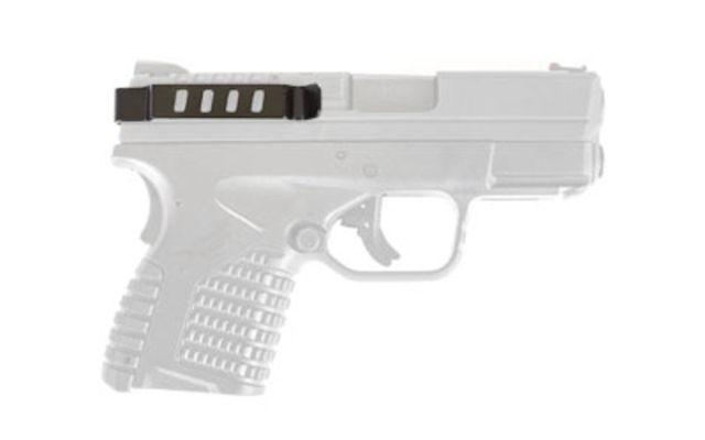 Techna Clips XDS Ambidextrous Belt Clip, Black, TECXDS-BA TECXDSBA