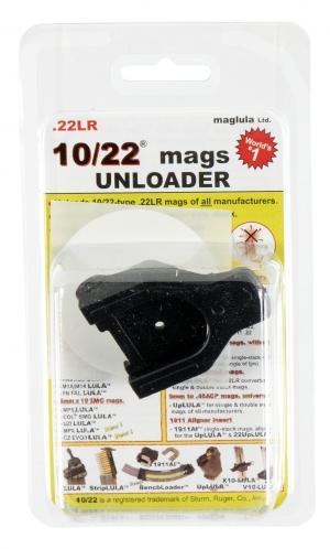 Maglula Unloader Ruger10/22 LU32B LU32B