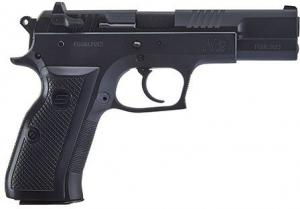 "Sarsilmaz K2-45 .45 ACP Semi Auto Pistol 4.7"" Barrel 14 Rounds Adjustable Rear Sight Steel Frame Black K245BL"