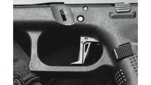 CMC Triggers 9mm Glock Gen 4 Drop In Signature Flat Trigger 70701