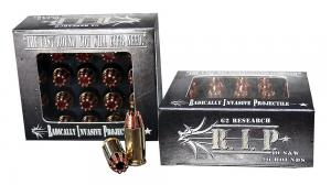 G2 Research Research RIP .40S&W 115GR HP 20Rds RIP 40 S&W