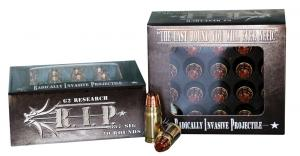 G2 Research RIP 357 SIG 20 ROUNDS RIP 357 SIG