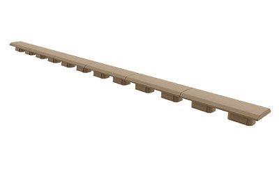 Magpul MAG602-FDE M-LOK Rail Cover MAG602-FDE