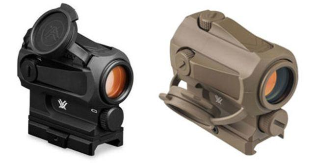 Vortex SPARC AR 1x22mm 2 MOA Bright Red Dot Sight, AAA Battery, Black, SPC-AR1 875874006294