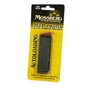Mossberg Factory OEM Rifle Magazine .22LR 10 Round Blue 702 Plinkster 95702 95702