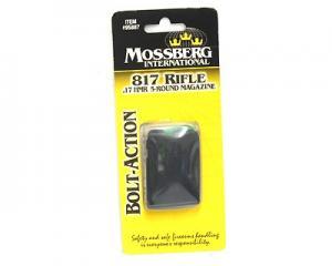 Mossberg 95887 Magazine 817 Bolt Action 17 5rd 95887