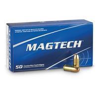 Magtech, 9mm Luger, FMJ, 115 Grain, 250 Rounds AUTO-KIT