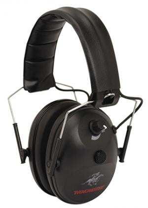 Walkers Game Ear WCH-1MEM Winchester Electronic Hearing Muff 24 dB Blk 888151012901